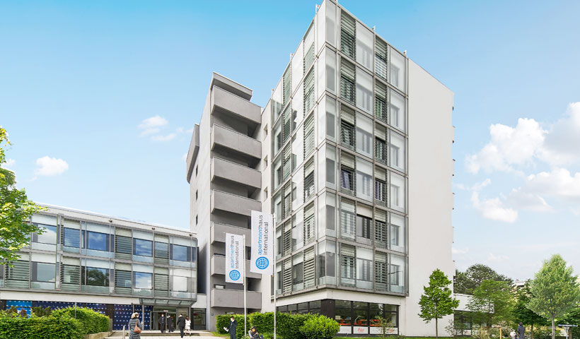 IB apartmenthaus international in München